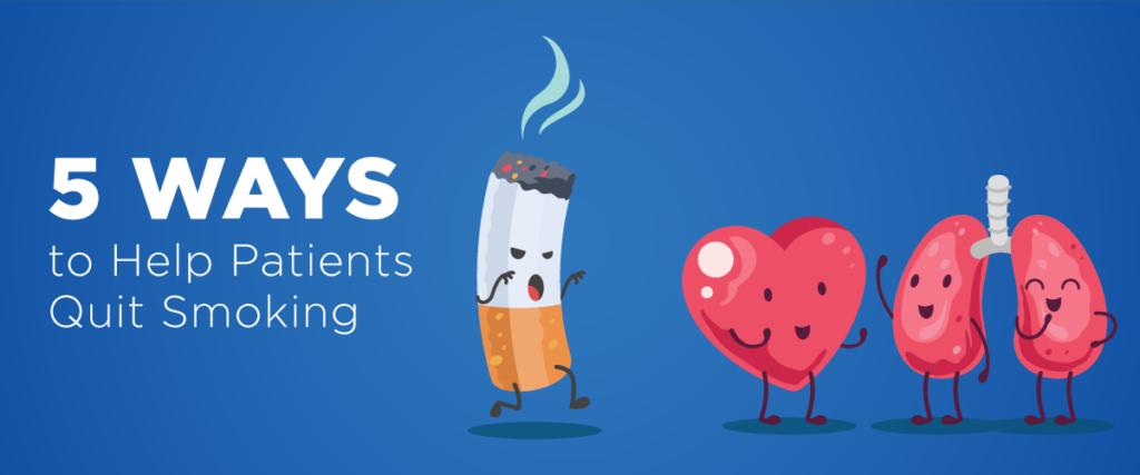 Help Patients Stop Smoking