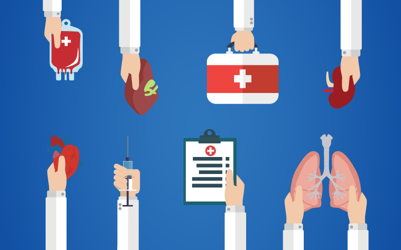 Starting the Conversations with your Patients to Donate Life