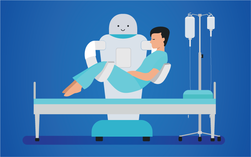 Robots for Nurses