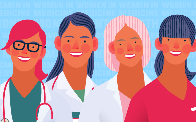 Women In Medicine Month: Podcast Spotlight