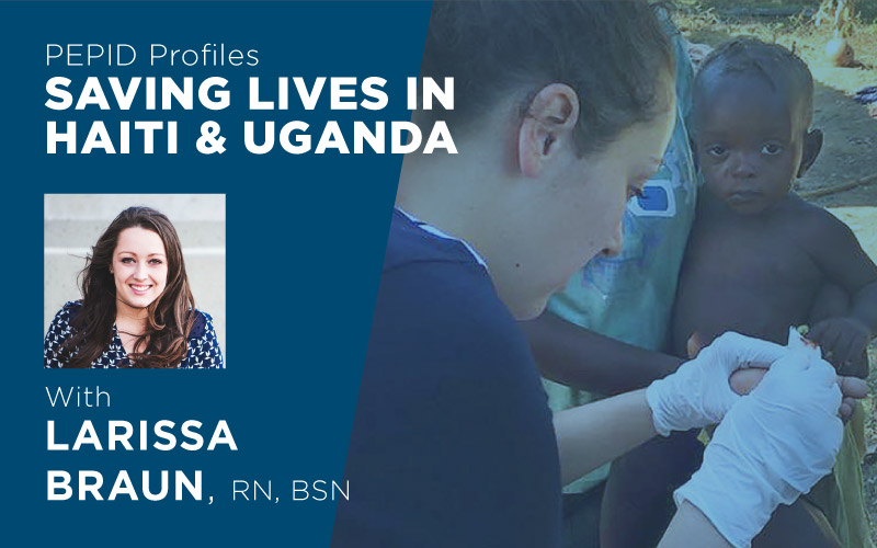 PEPID Profiles: Saving Lives with Larissa Braun, RN, BSN